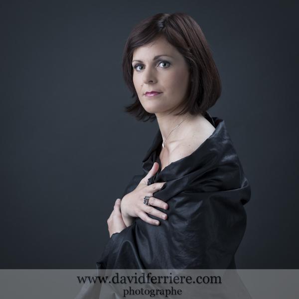 mademoiselle C. par David Ferrière photographe