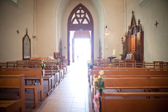 mariage église rennes