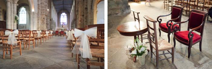 rennes mariage église saint melaine