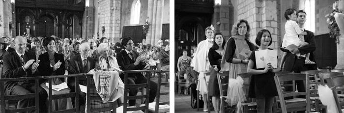 reportage photo mariage rennes photographe mariage église cérémonie religieuse