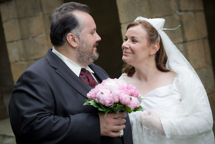 mariage rennes bretagne coiffe