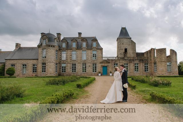 mariage normandie ille-et-vilaine château du bois guy parigne