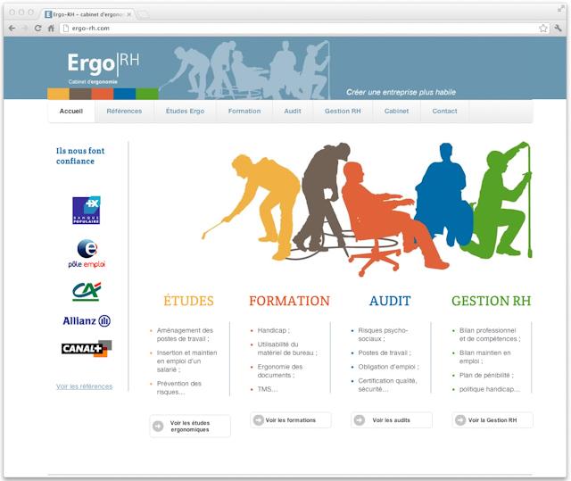ERGO RH psychologues du travail et ergonomes